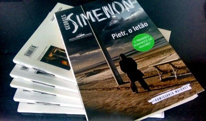 Pietr, O Letão, o primeiro livro de Georges Simenon com Maigret