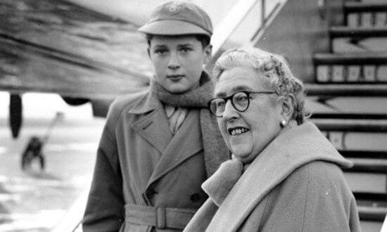 As memórias do neto de Agatha Christie