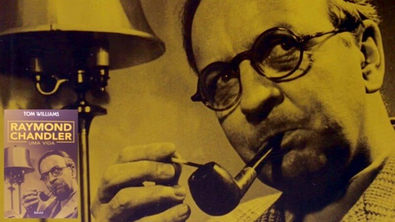 BIOGRAFIA | Raymond Chandler, uma vida