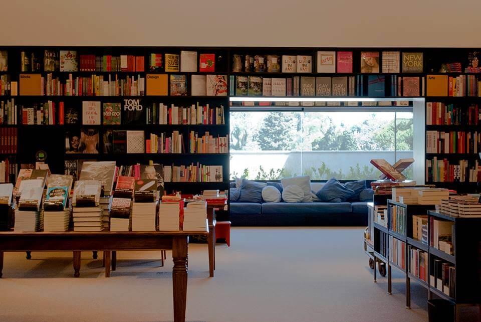 6 livrarias maravilhosas pelo Brasil