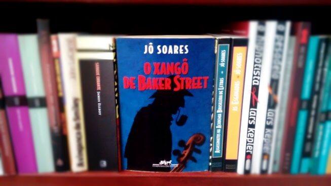 O Xangô de Baker Street, de Jô Soares