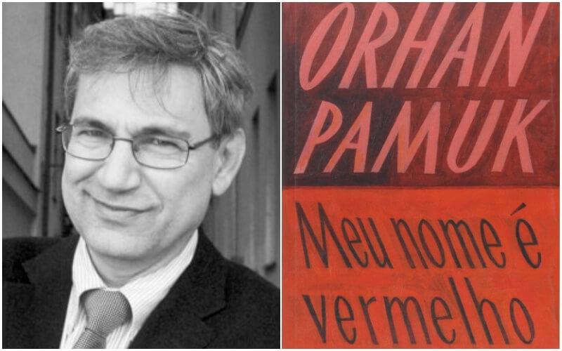 Meu nome é Vermelho, de Orhan Pamuk