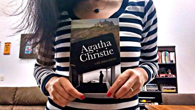 Cinco livros favoritos de Agatha Christie