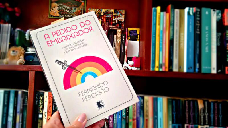 A pedido do embaixador, de Fernando Perdigão