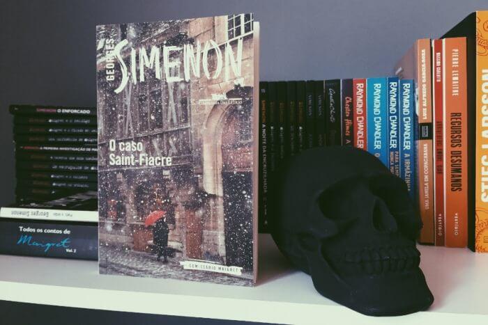 O Caso Saint-Fiacre, de Georges Simenon