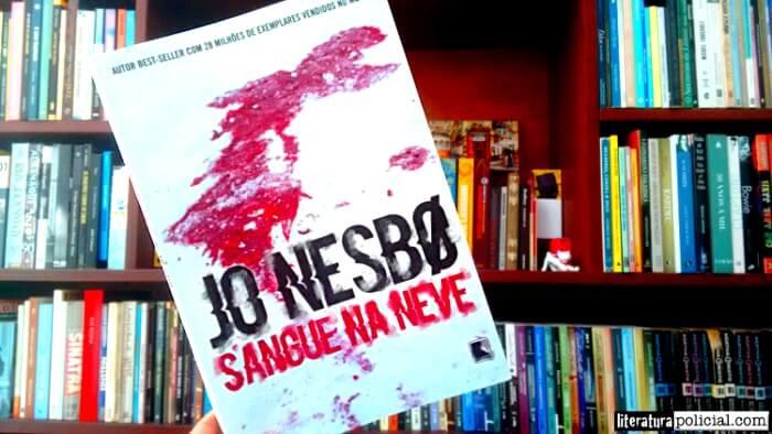 Sangue na Neve, de Jo Nesbo