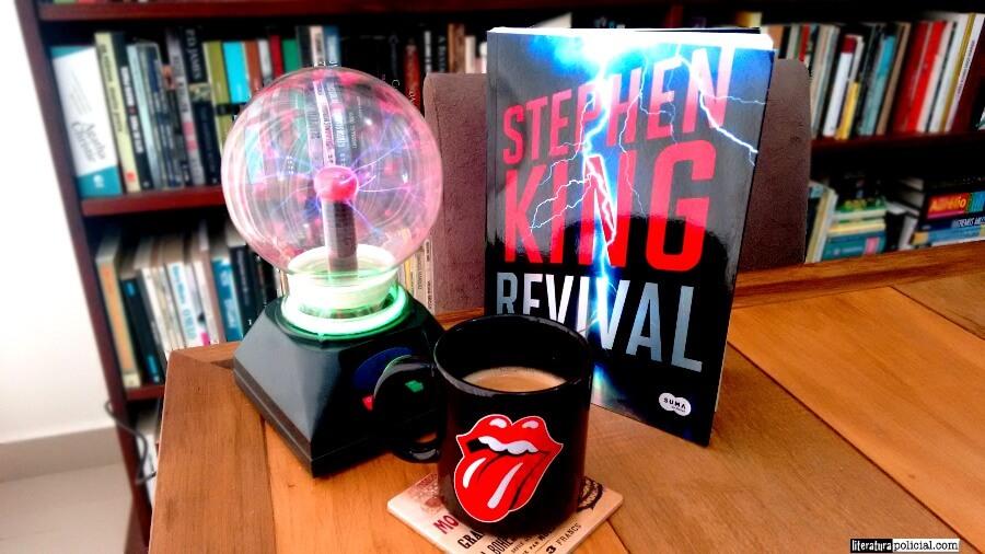 Revival, de Stephen King