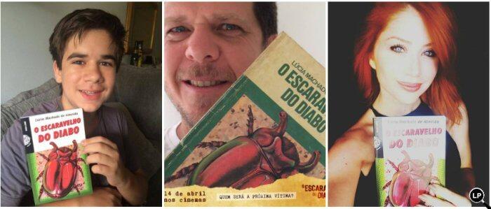 CRÍTICA | O Escaravelho do Diabo é uma máquina do tempo