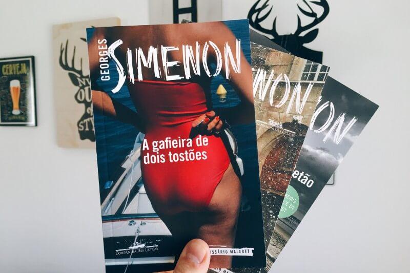 A Gafieira de Dois Tostões, de Georges Simenon