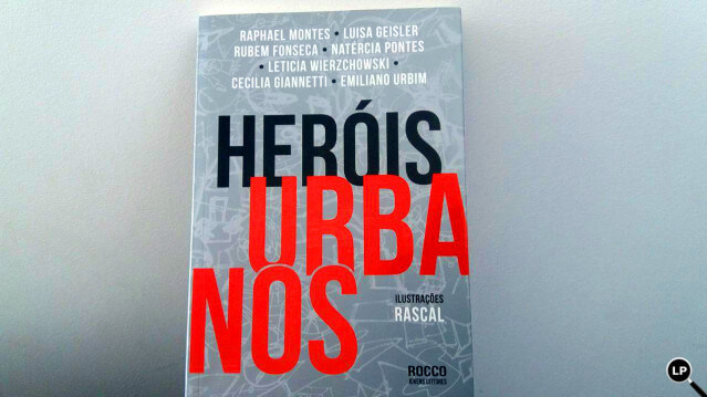 Conhecendo a coletânea de contos Heróis Urbanos