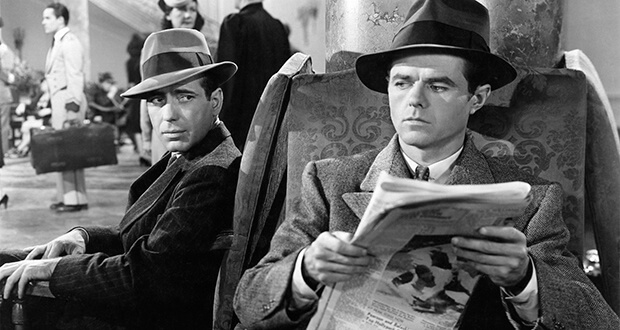 Lançado em 1941, Relíquia Macabra é um clássico noir