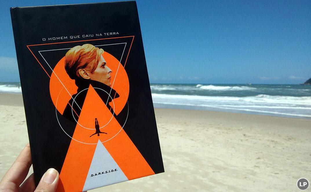 David Bowie é o homem que caiu na Terra, de Walter Tevis