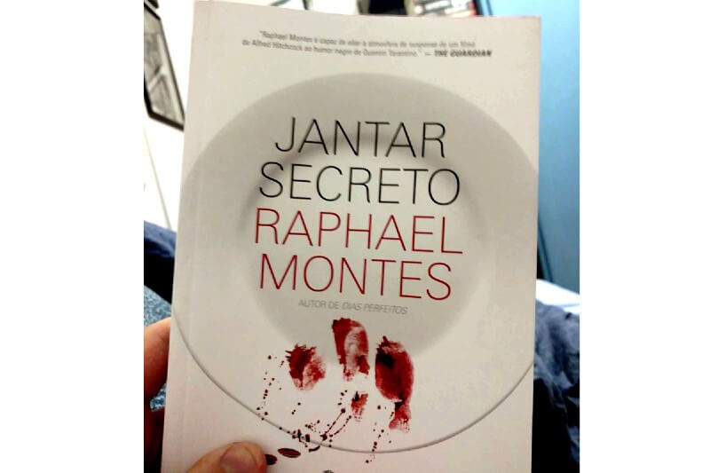 Jantar Secreto, de Raphael Montes