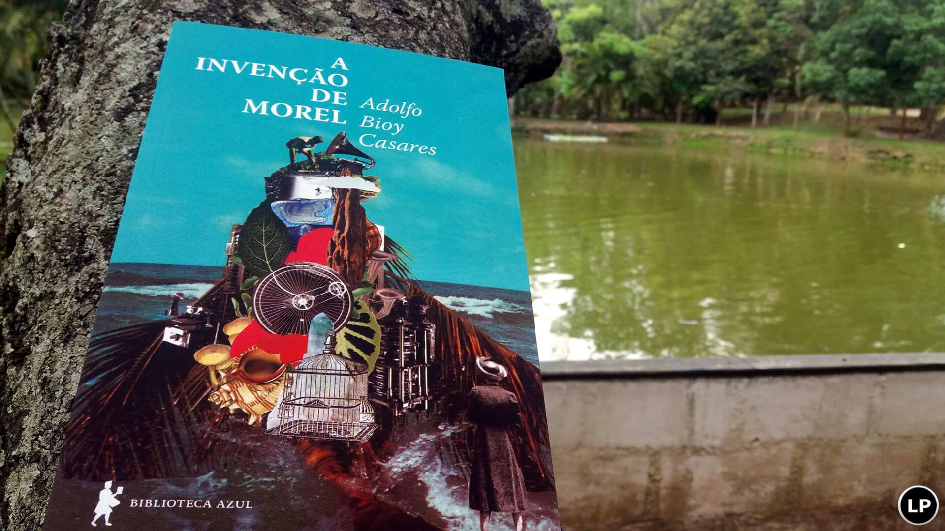 A invenção de Morel, de Adolfo Bioy Casares