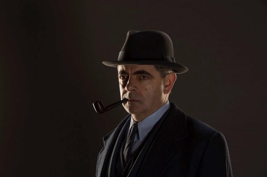 Rowan Atkinson está à altura do detetive Maigret