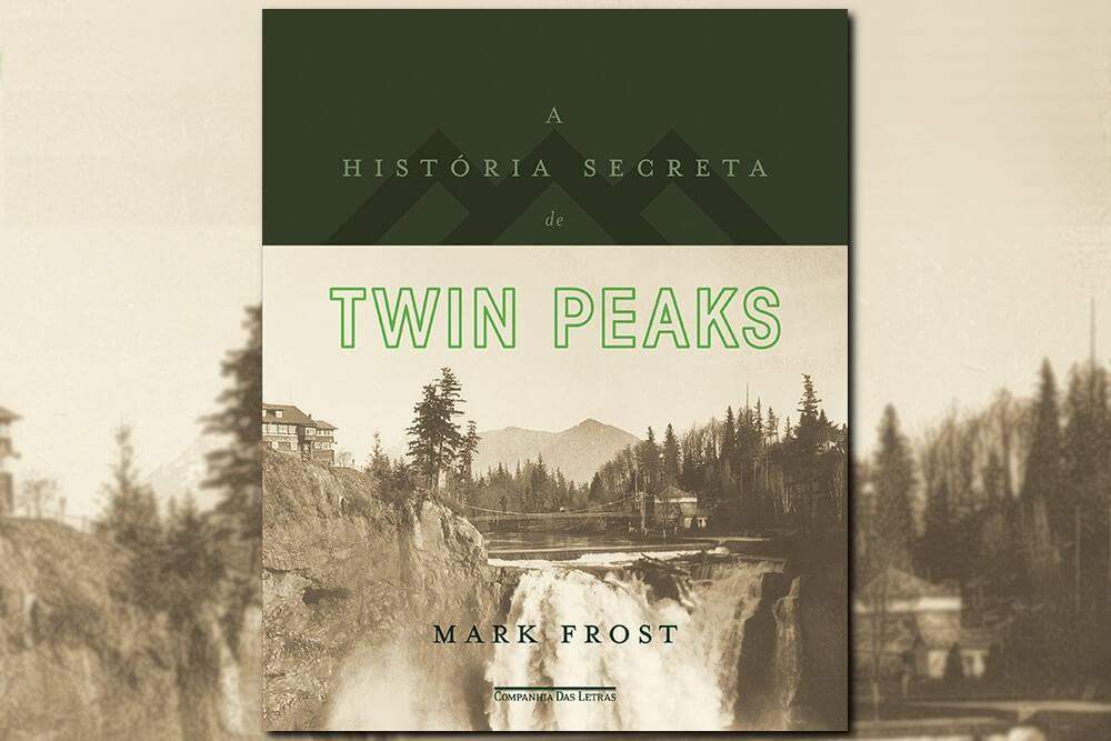 A história secreta de Twin Peaks, Mark Frost
