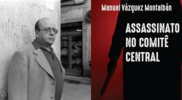 L&PM publica policial de Manuel Vázquez Montalbán