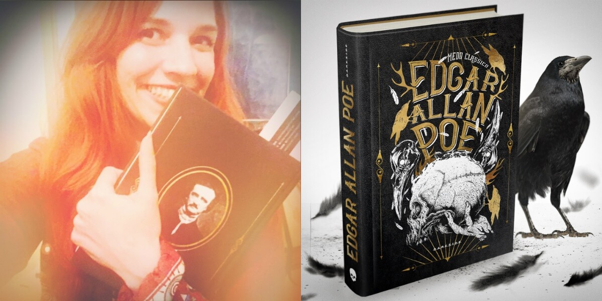 ENTREVISTA | Uma conversa com a tradutora do Edgar Allan Poe