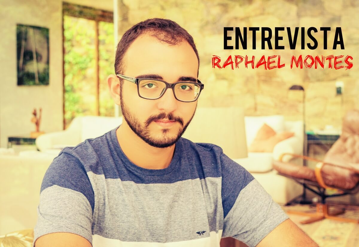 ENTREVISTA | Raphael Montes
