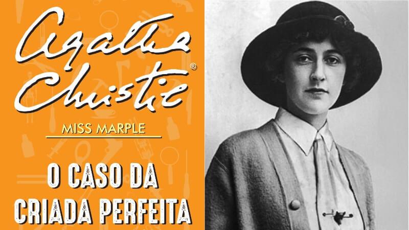 Leia contos clássicos de Miss Marple neste pocket de Agatha Christie