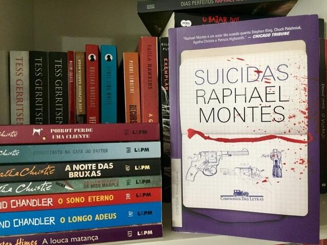 Raphael Montes e sua roleta russa carioca na nova edição de Suicidas