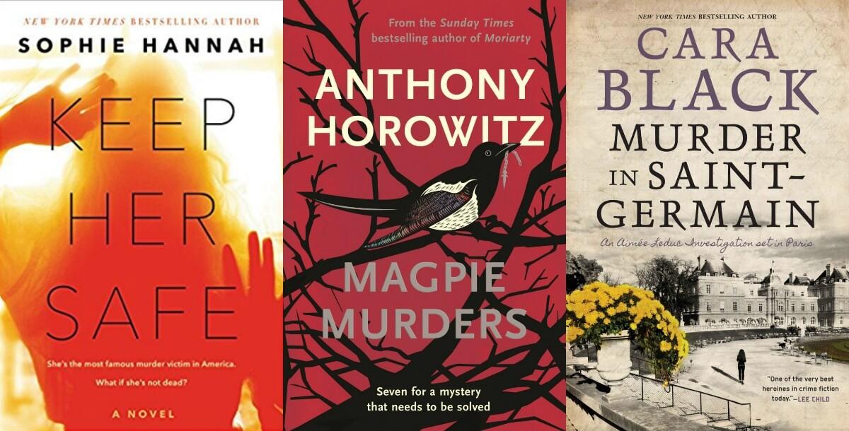 Cinco melhores thrillers de suspense que ainda não chegaram ao Brasil