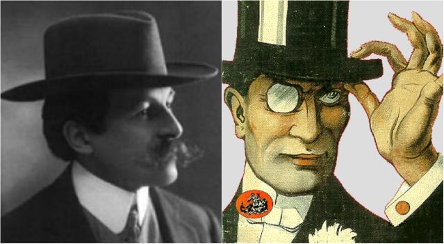 Em 6 de novembro de 1941 morria Maurice Leblanc, criador de Arsène Lupin