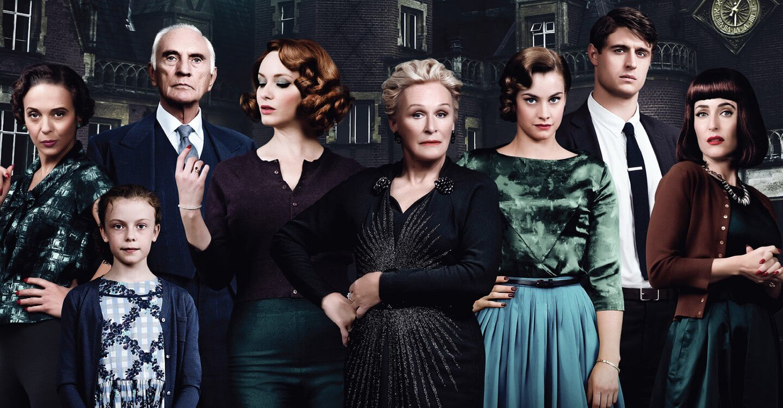 Elenco de A Casa Torta fala sobre adaptação de Agatha Christie