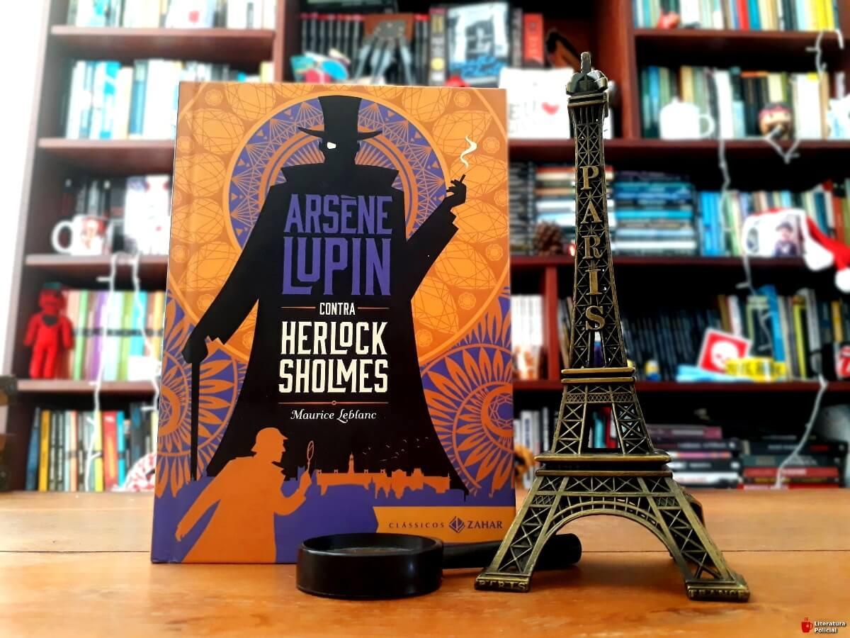 Arsène Lupin x Herlock Sholmes, um duelo de titãs