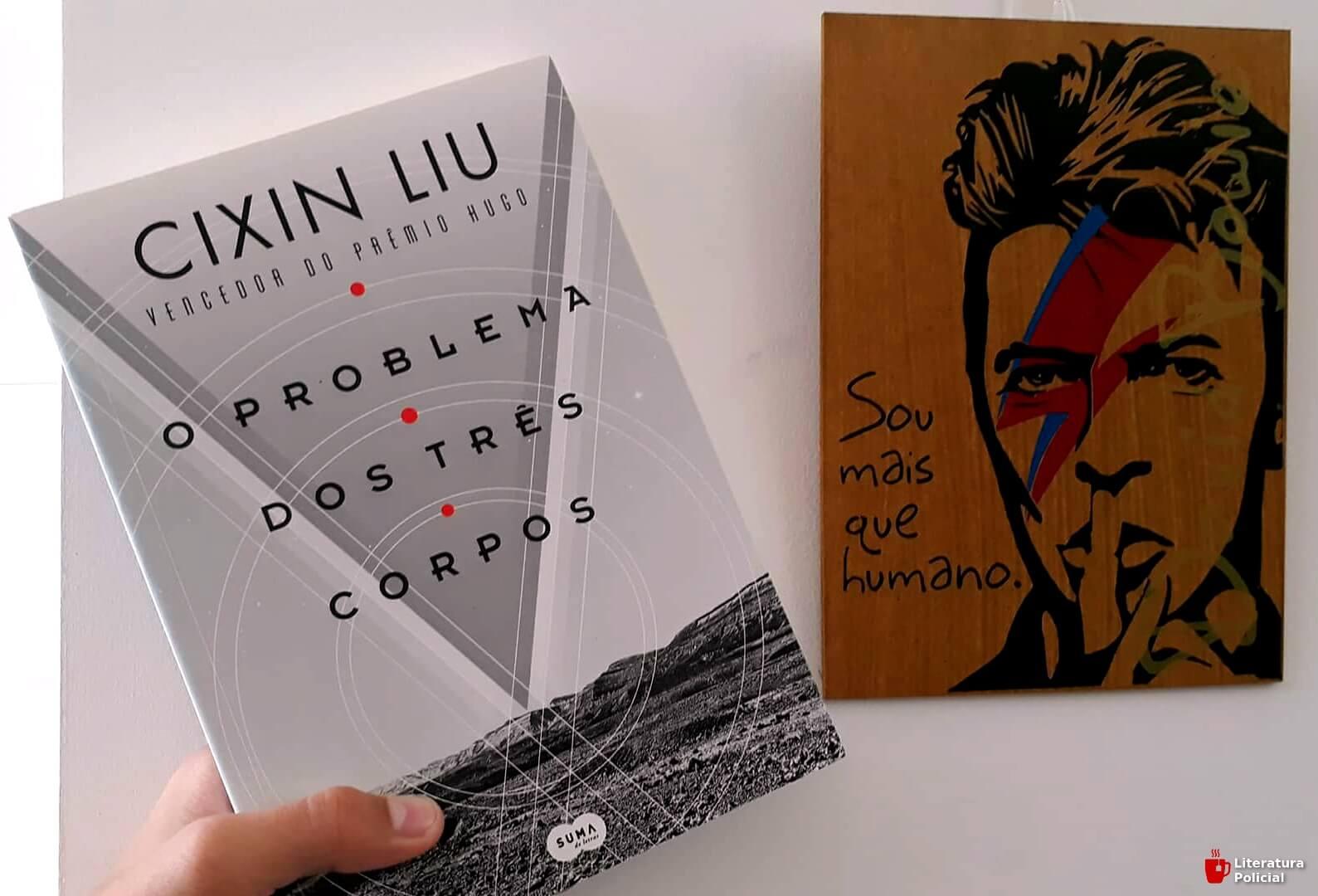 """Sobre """"O problema dos três corpos"""", de Cixin Liu"""