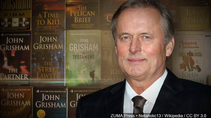 Festival policial na Inglaterra terá John Grisham e Lee Child entre os convidados