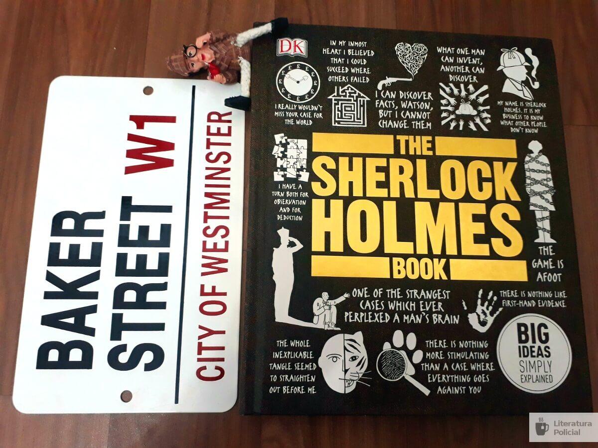 Um almanaque para fãs de Sherlock Holmes