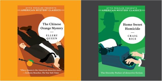 Clássicos do mistério voltam às livrarias nos Estados Unidos