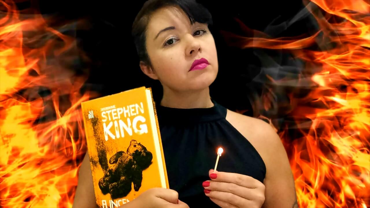 A Incendiária, de Stephen King
