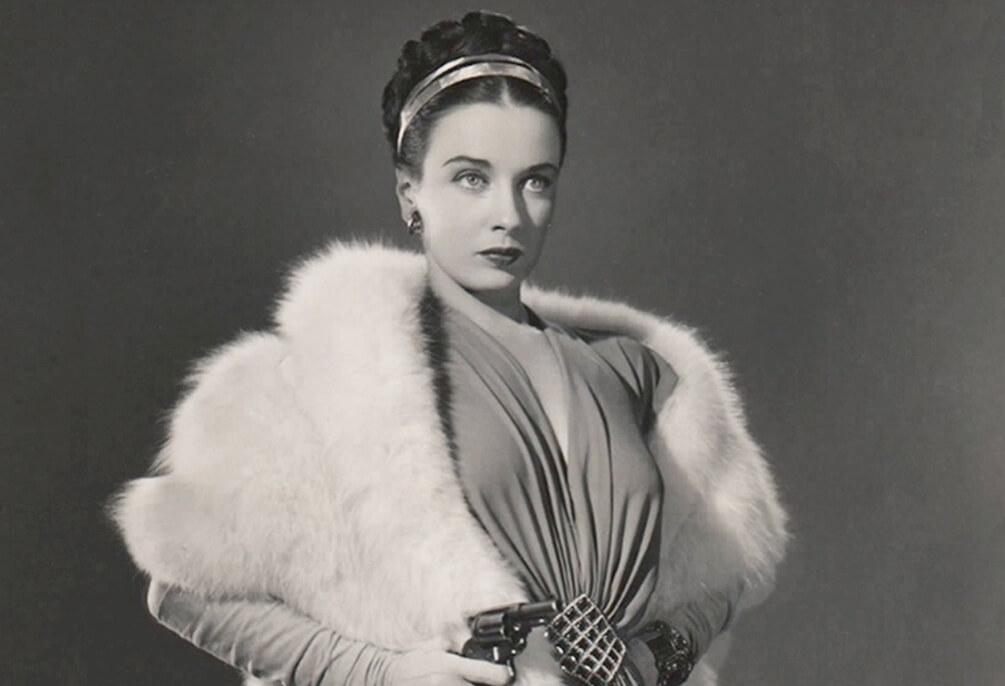 Morre Patricia Morison, atriz de filme clássico de Sherlock Holmes