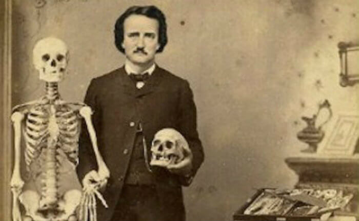 A inspiração de Edgar Allan Poe para o conto O Mistério de Marie Roget
