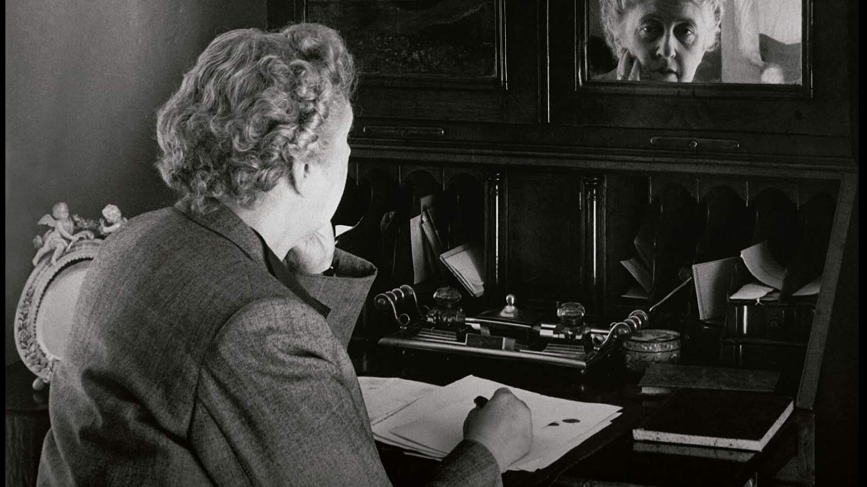 SORTEIO   Concorra à biografia de Agatha Christie na promoção de Ano Novo