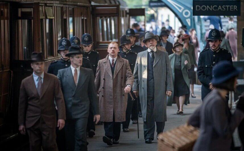 Série de Agatha Christie vai traçar paralelos entre Brexit e o avanço do fascismo