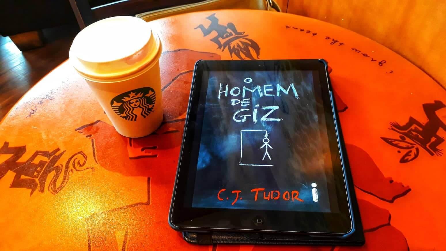 O Homem de Giz, um suspense no clima de Stranger Things e Stephen King