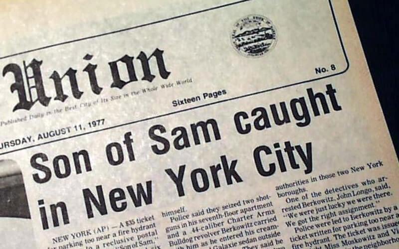 MINDHUNTER | 10 fatos sobre David Berkowitz, o Filho de Sam