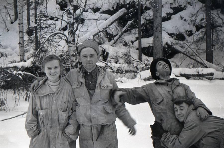 SÉRIE MISTÉRIO   O caso Passo Dyatlov e a Montanha dos Mortos