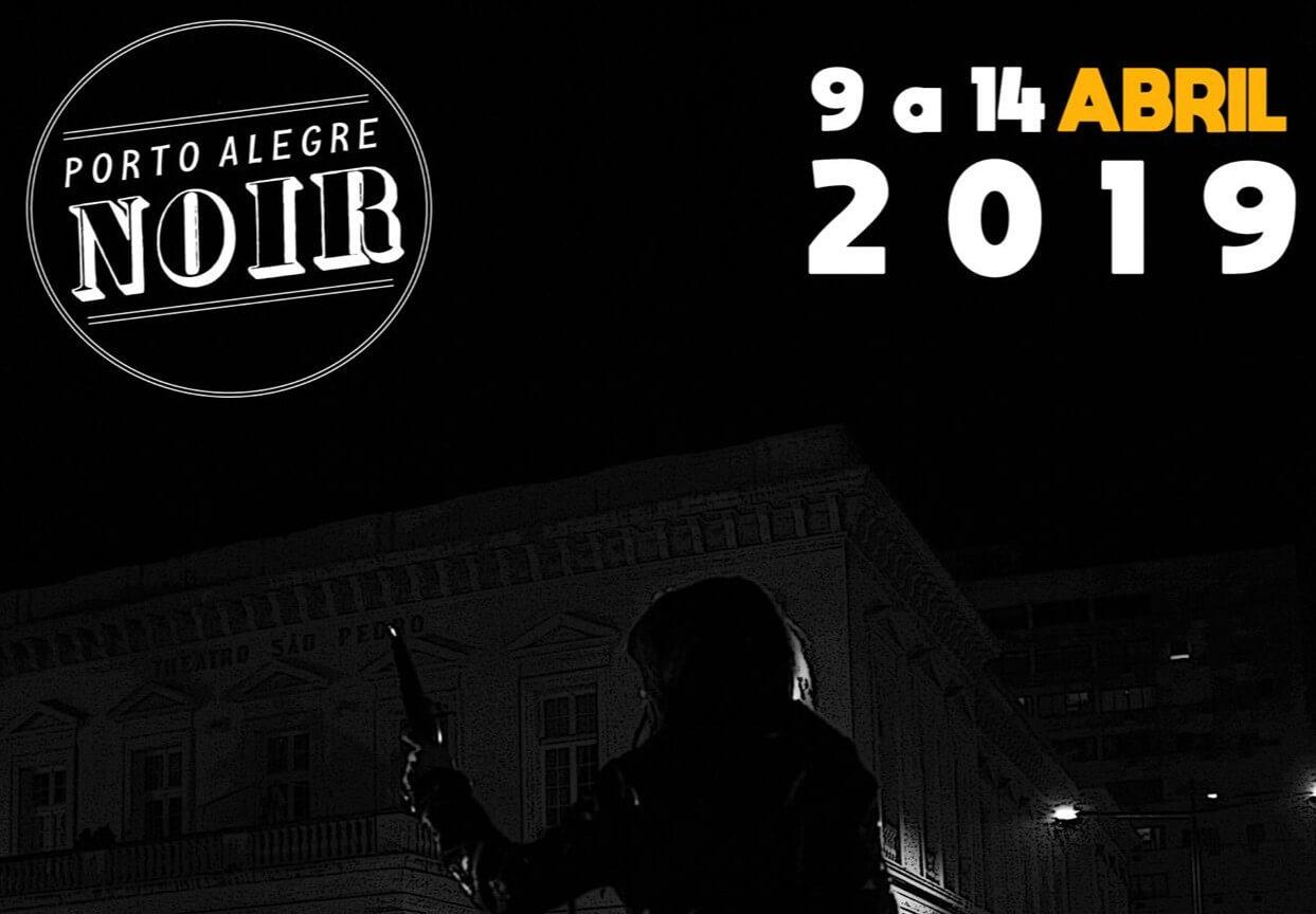 Porto Alegre Noir divulga convidados da 2ª edição; festival acontece em abril
