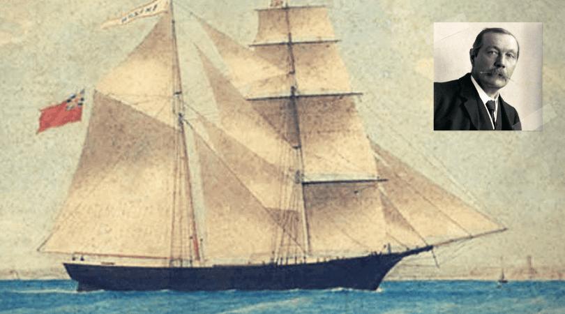 SÉRIE MISTÉRIO | Mary Celeste, o navio fantasma e Arthur Conan Doyle