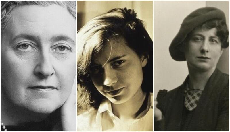 10 escritoras clássicas de crime e mistério