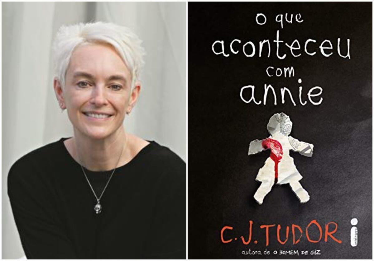 Quem é CJ Tudor, autora de O Homem de Giz rejeitada por 10 anos pelas editoras