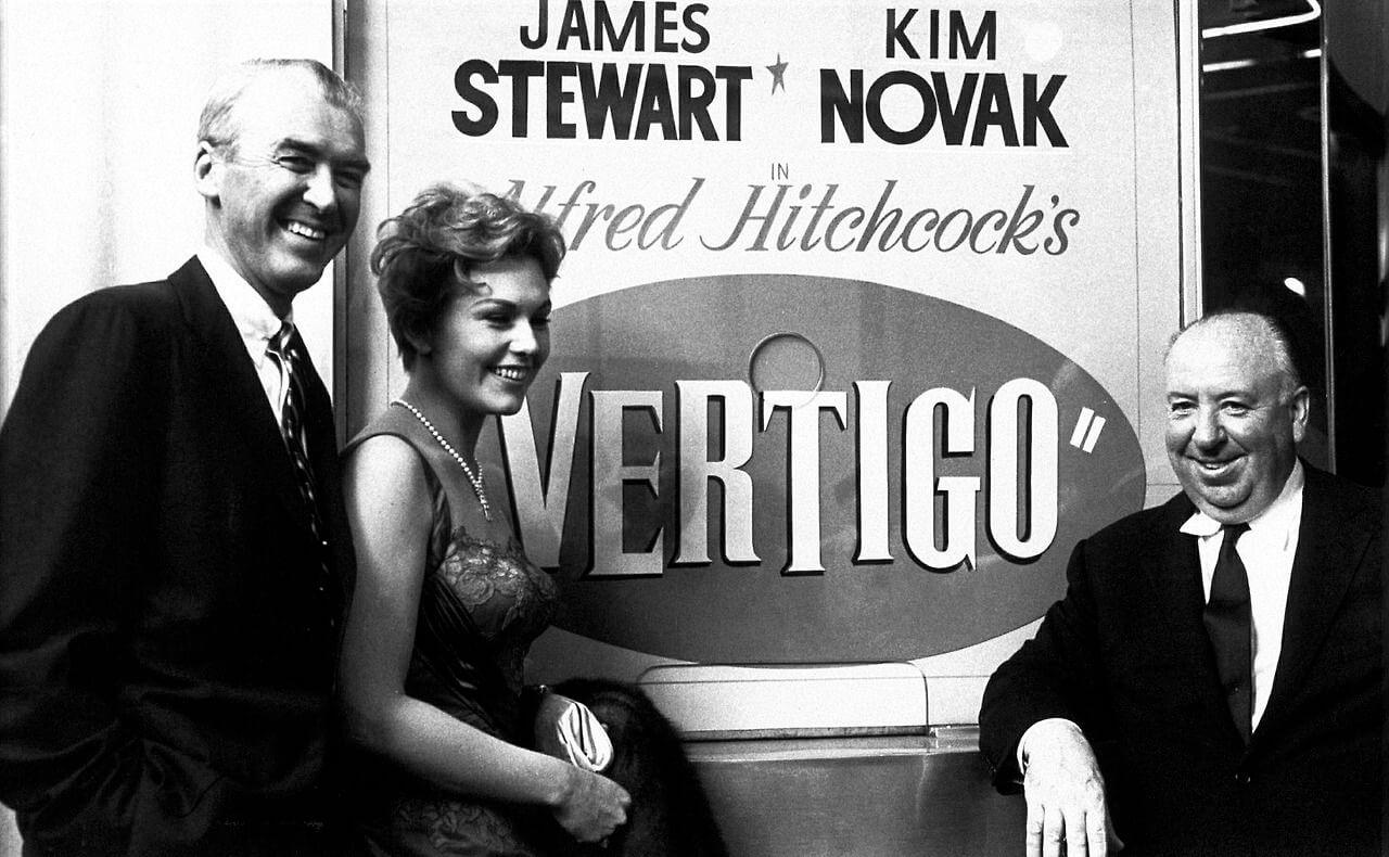 10 curiosidades sobre Um Corpo que Cai, filme lançado em 9 de maio de 1958