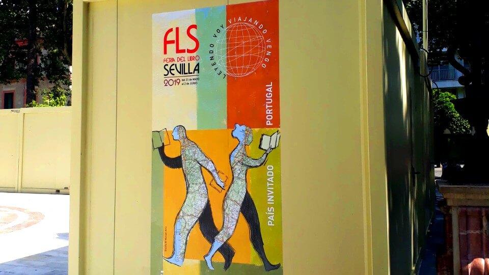 De 23 de maio a 2 de junho, acontece a Feira do Livro de Sevilha. Veja as fotos!