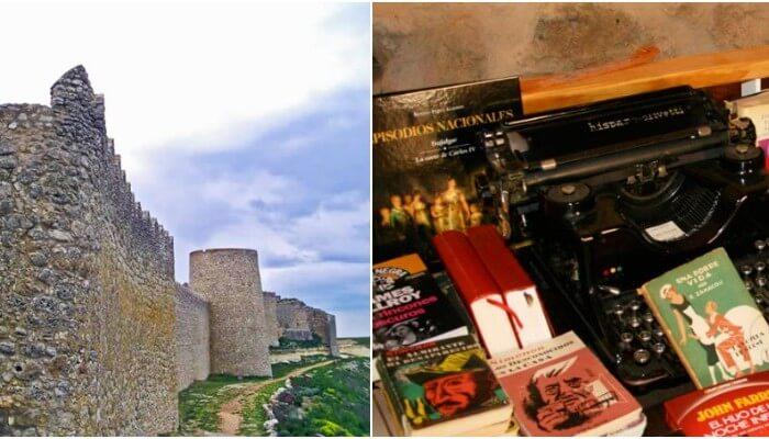 Conheça Urueña, a vila espanhola com 200 habitantes e 10 livrarias