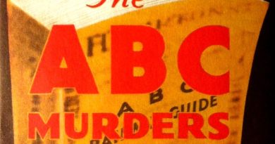 FRASES DE LIVROS   Os Crimes ABC, Agatha Christie