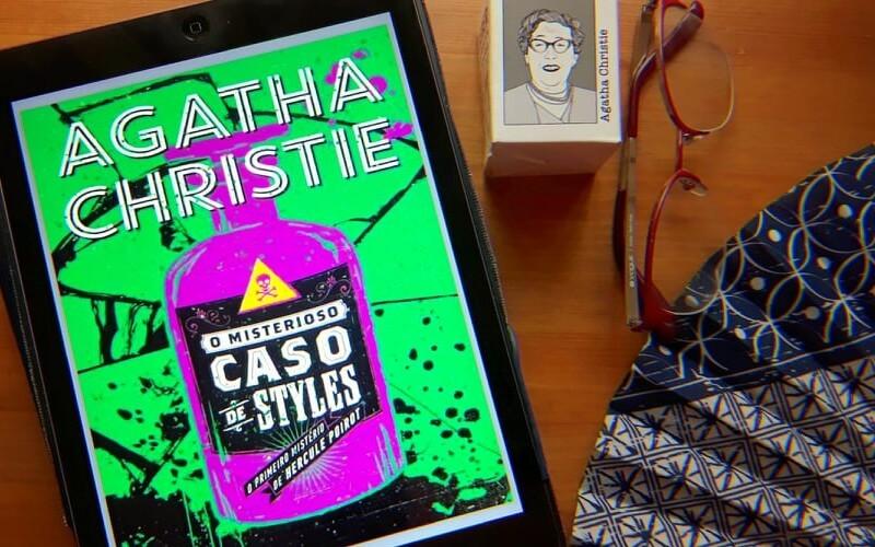 O MISTERIOSO CASO DE STYLES   Primeiro romance policial de Agatha Christie